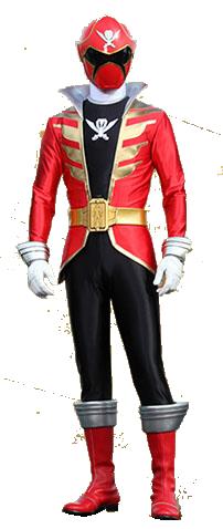 Gokai-red