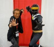 Tsutomu Kitagawa Kakuranger - Photo by Jonathan Peter Lee