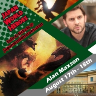 Alan Maxson - Legendary Ghidorah