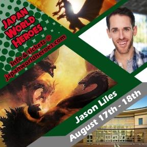 Jason Liles - Legendary Ghidorah