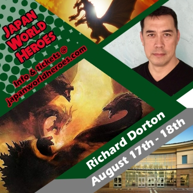 Richard Dorton - Legendary Ghidorah