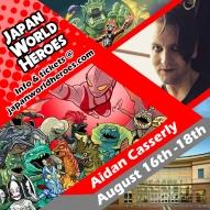 Aidan Casserly - Comic and storyboard Artist