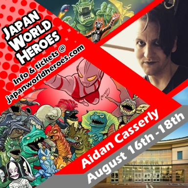 Aidan Casserly - Comic and storyboard Artist